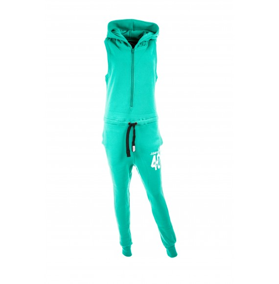 SUMMERJUMP HOOD 40 BASIC GREEN