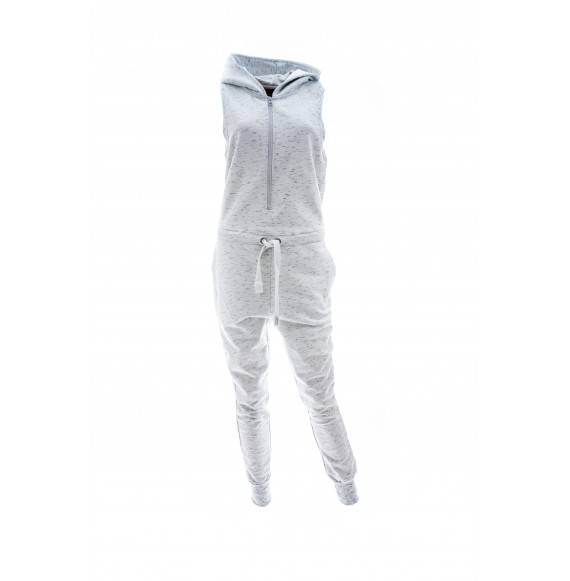 SUMMERJUMP HOOD ORGANIC WHITE