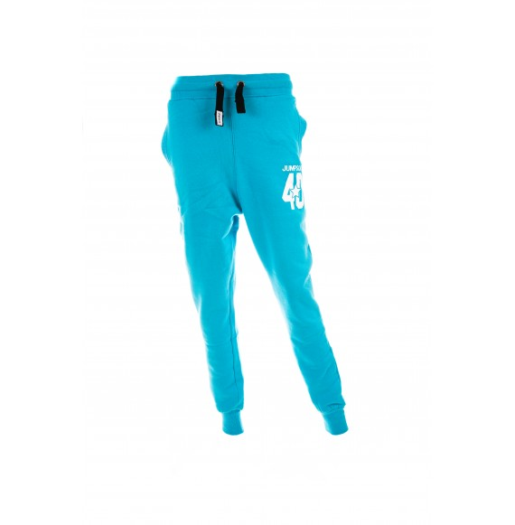 PANTS WOMEN LOOSE 40 BLUE
