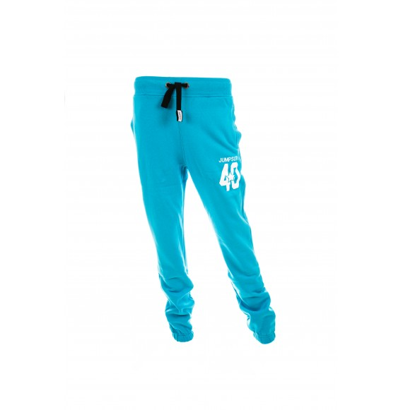 PANTS WOMEN REGULAR 40 BLUE