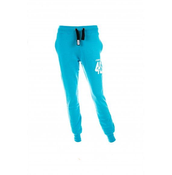 PANTS WOMEN SLIM 40 BLUE