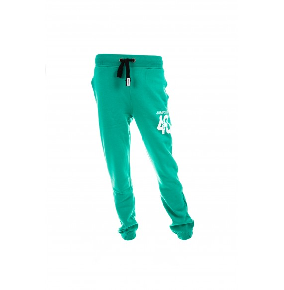 PANTS WOMEN REGULAR 40 GREEN