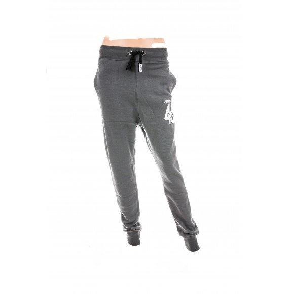 PANTS WOMEN LOOSE 40 GREY