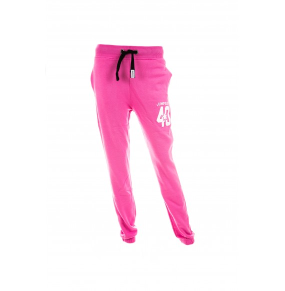 PANTS WOMEN REGULAR 40 PINK