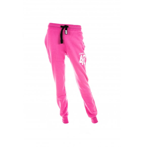PANTS WOMEN SLIM 40 PINK
