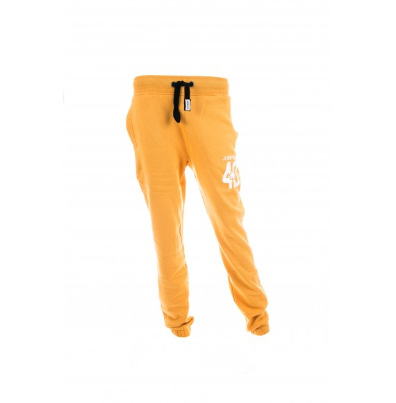 PANTS WOMEN REGULAR 40 YELLOW