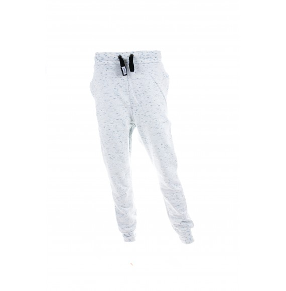 PANTS WOMEN LOOSE ORGANIC WHITE