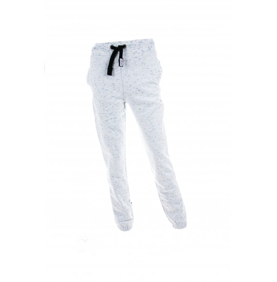 PANTS WOMEN REGULAR ORGANIC WHITE