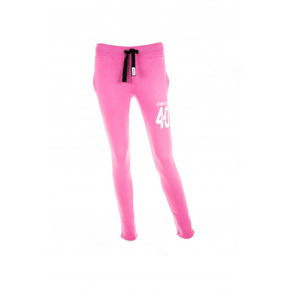 PANTS WOMEN SKINNY 40 PINK