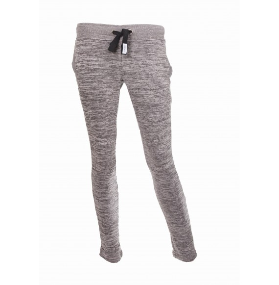 PANTS WOMEN SKINNY ORGANIC GREY