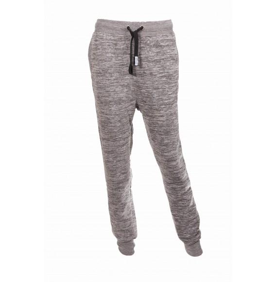 PANTS WOMEN LOOSE ORGANIC GREY