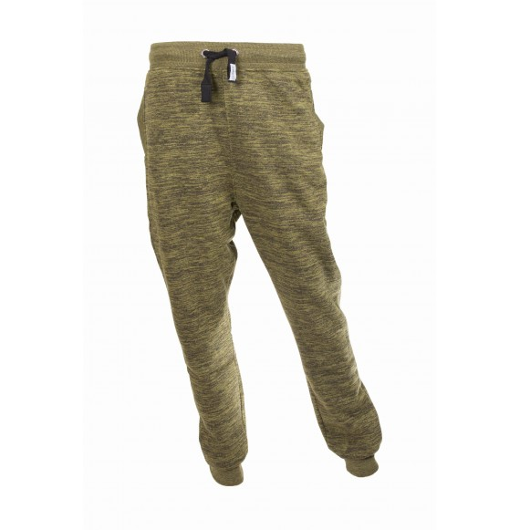 PANTS WOMEN LOOSE ORGANIC KHAKI
