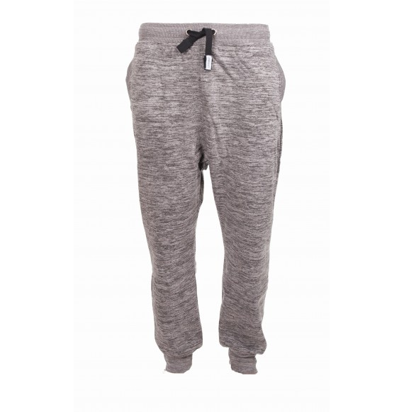 PANTS MEN LOOSE ORGANIC GREY