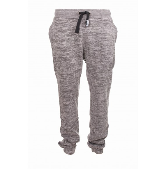 PANTS MEN REGULAR ORGANIC GREY