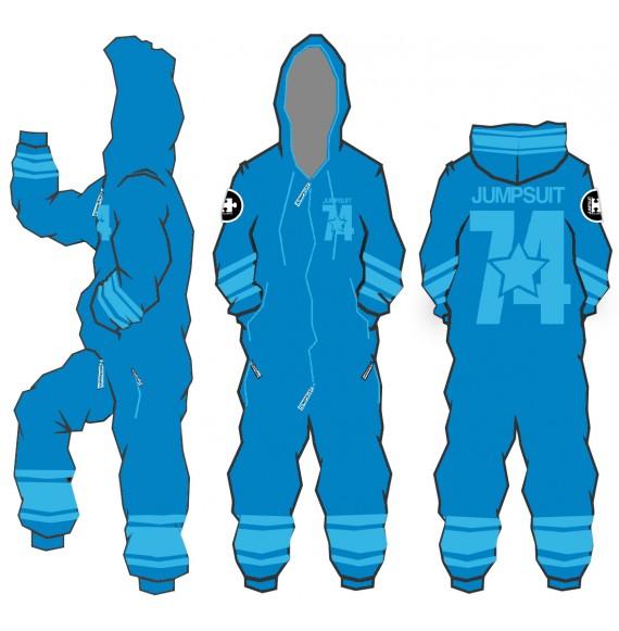BASIC 74 PROCESS BLUE